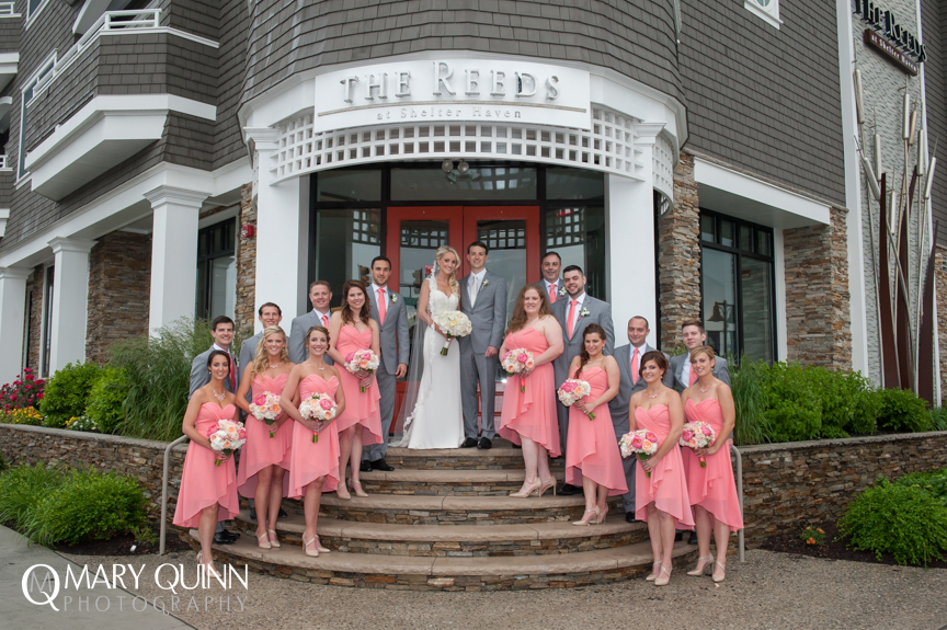 The Reeds Stone Harbor New Jersey Wedding Photographer