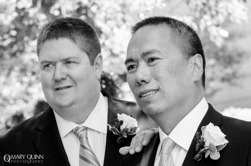 Photography of Same Sex Wedding