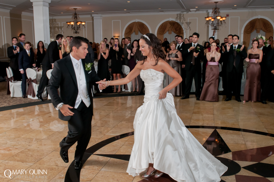 First dance at Merion