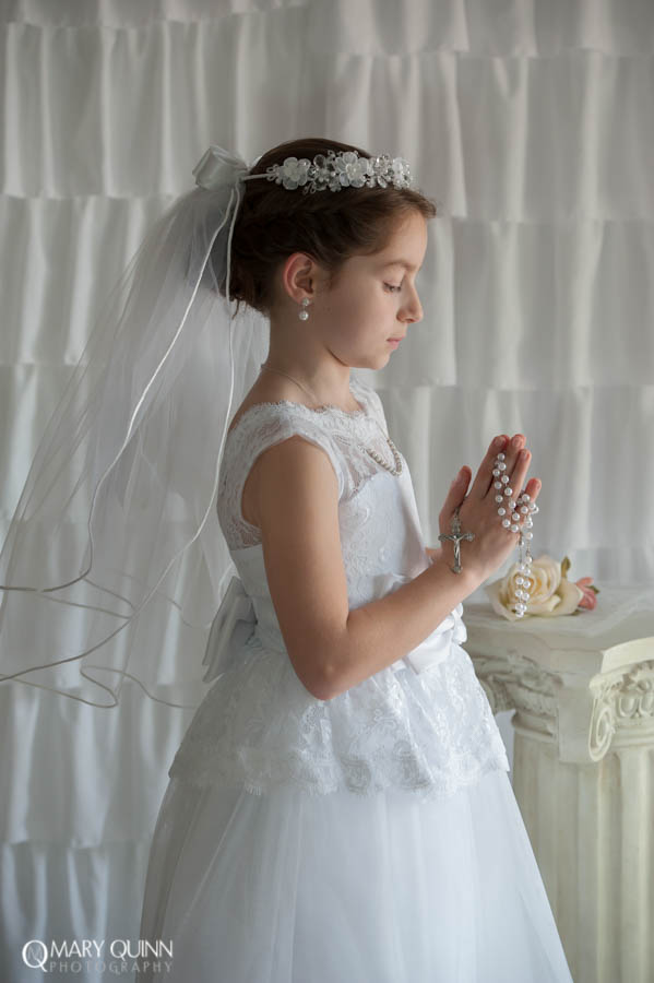 Communion Photographer in NJ in Medford NJ