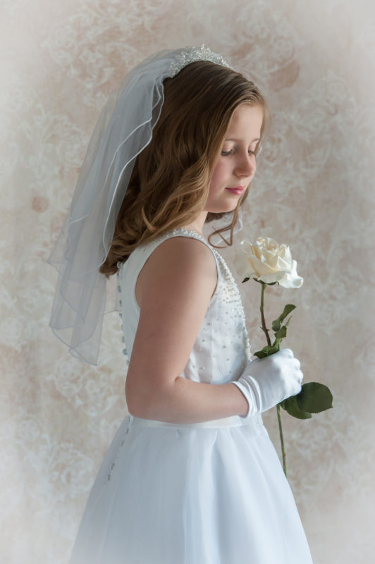 First Communion Photographer in Berlin New Jersey
