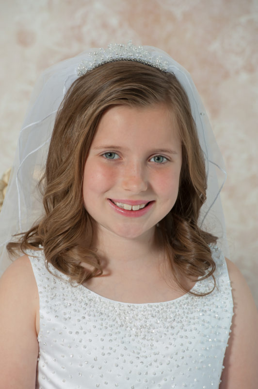 First Communion Photographer in Moorestown New Jersey