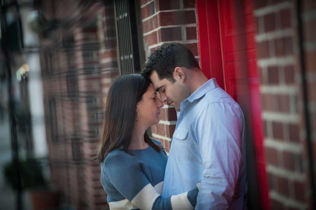 Engagement Photographer in South Jersey