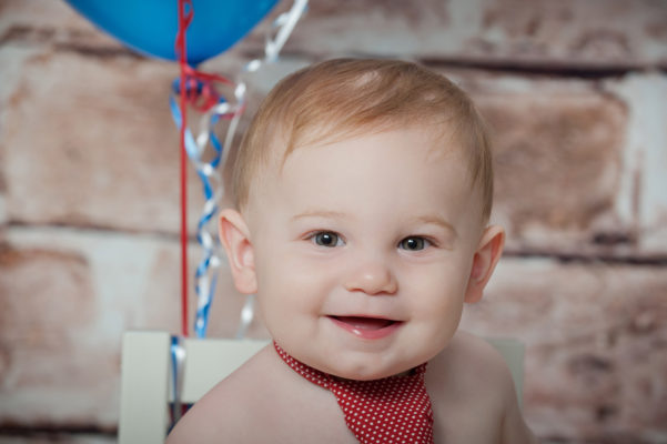 First Birthday Photographer in Marlton New Jersey