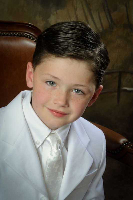 First Communion Photographer in South Jersey