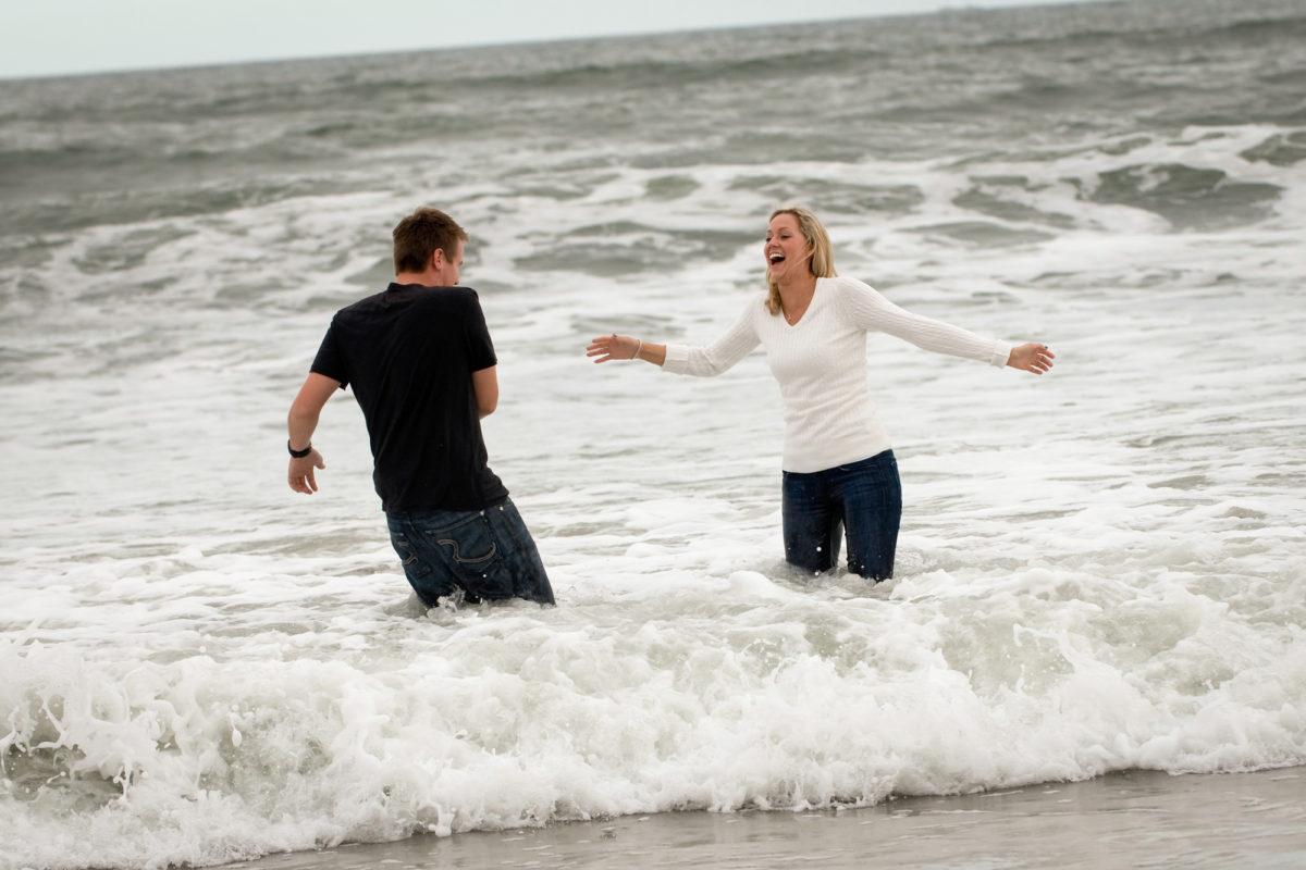 Beach Photographer in Ocean City New Jersey