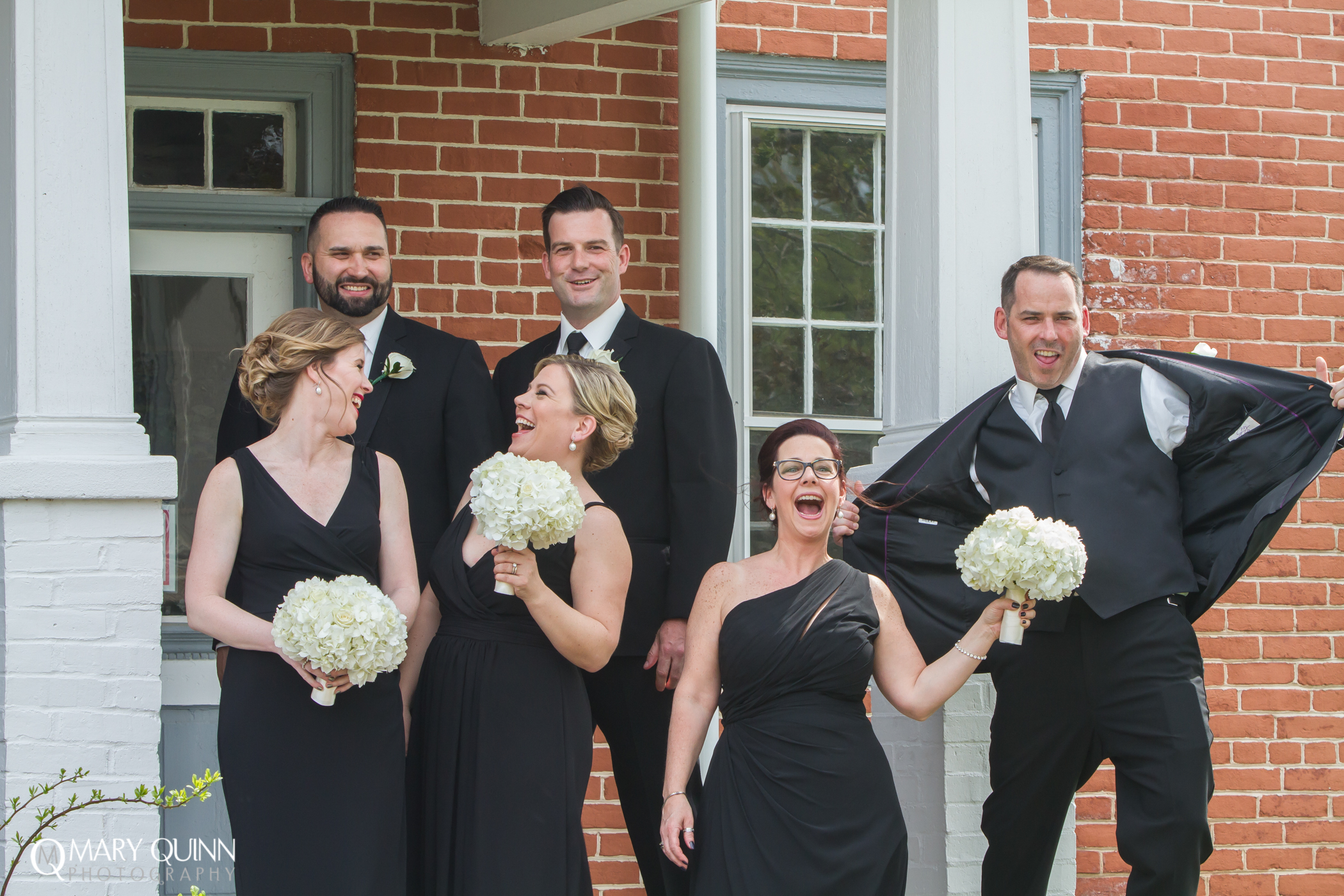 Fun Wedding Photographer in Marlton New Jersey