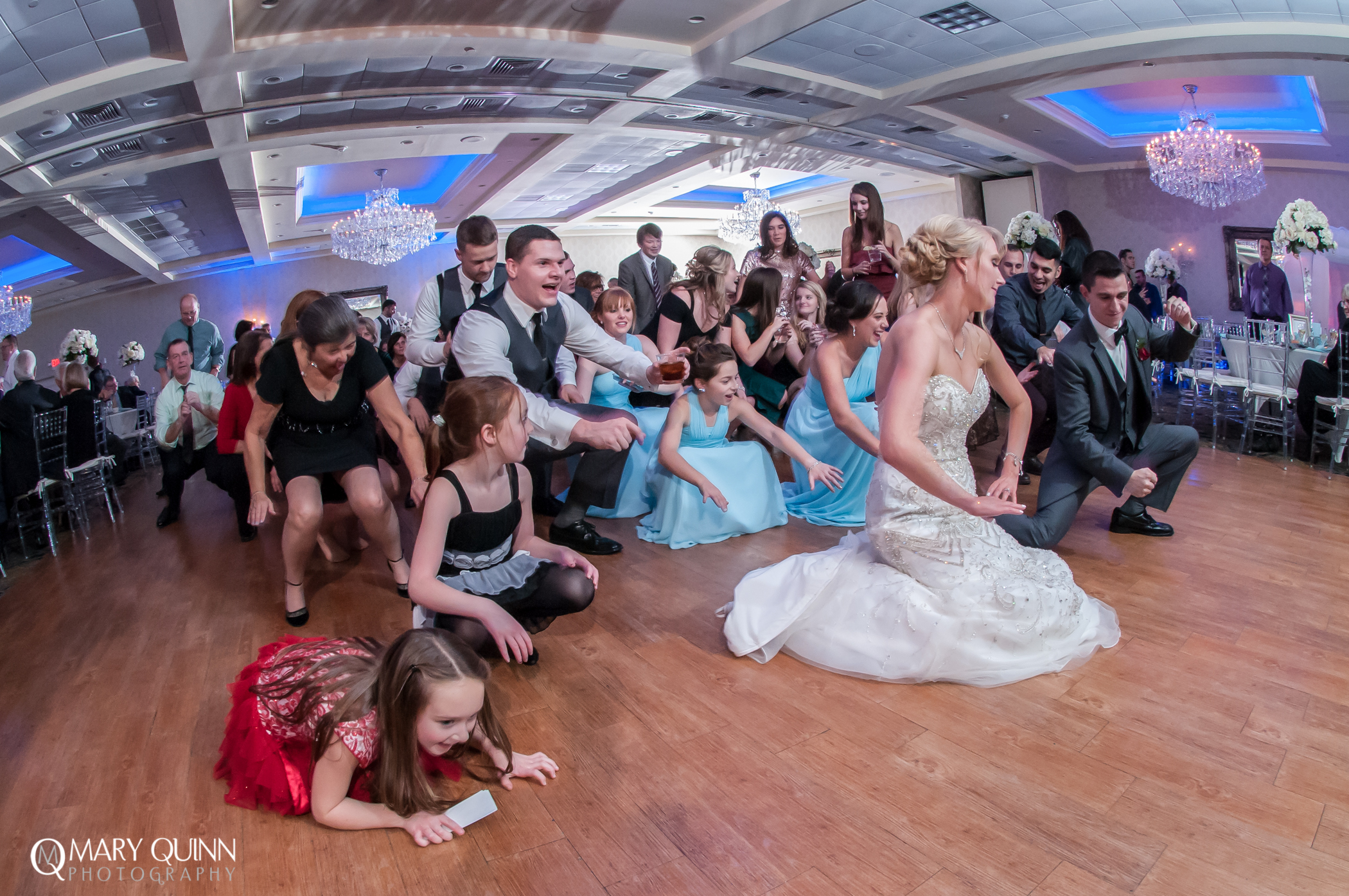 The Crystal Ballroom Freehold NJ Wedding