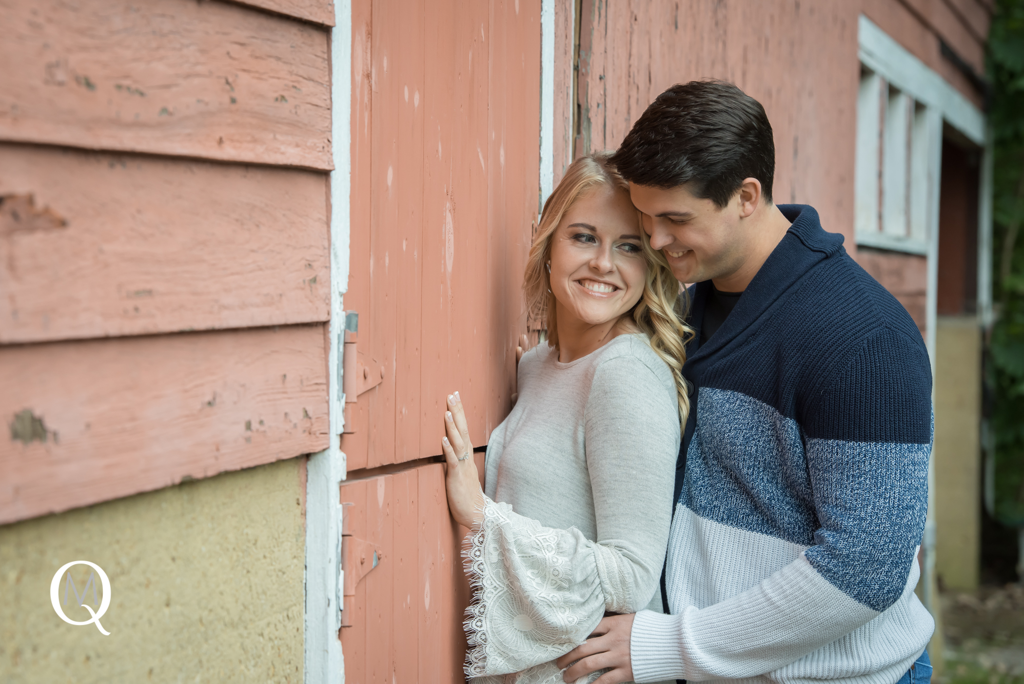 Voorhees NJ Engagement Photographer
