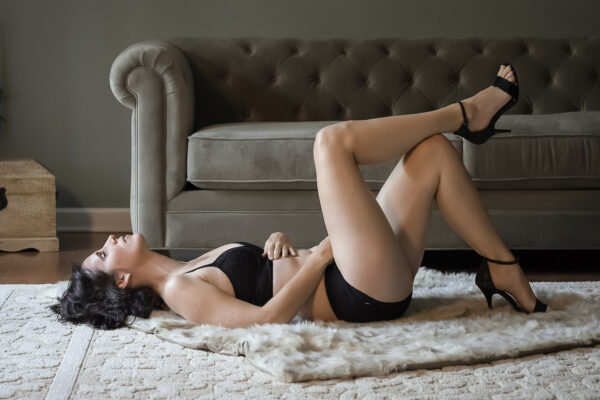 Top Boudoir Photographer in South Jersey