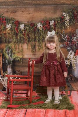 Christmas Photo Studio in Marlton New Jersey