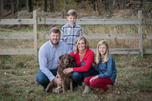 Autmn Family Photos in Mount Laurel New Jersey