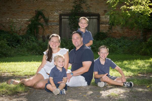 Smithville Park Family Photographer New Jersey