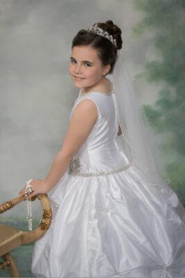 Ragamuffins Childrens Boutique New Jersey Communion dress