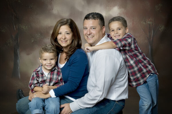 Family Photography in Marlton New Jersey Studio